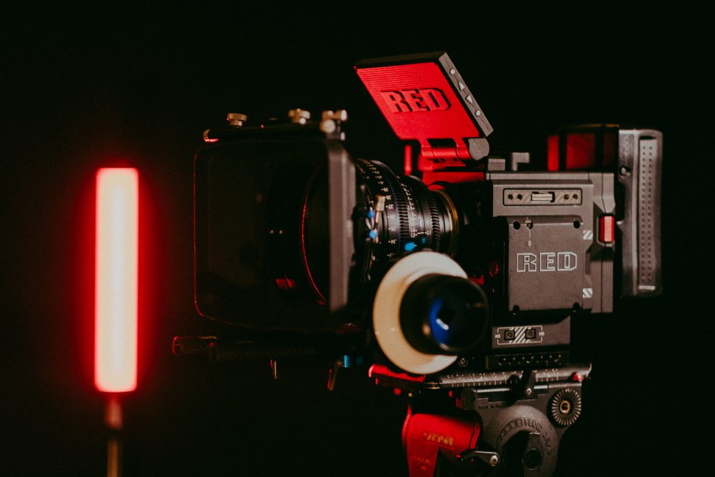 Noleggio attrezzature cinematografiche e video Roma